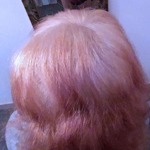 Blondierte Haare - (Haare, Wasser, waschen)