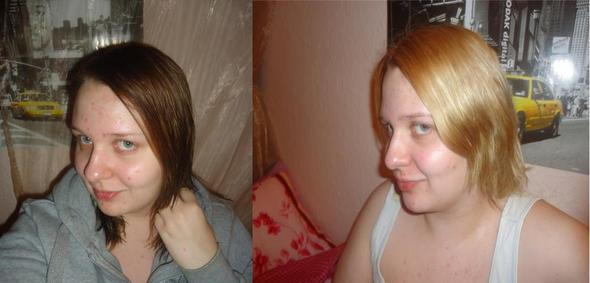 Braun und Blond - (Haare, Haarfarbe)