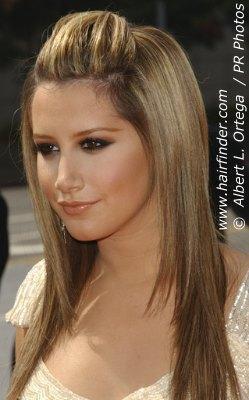 Blondierte haare goldbraun farben