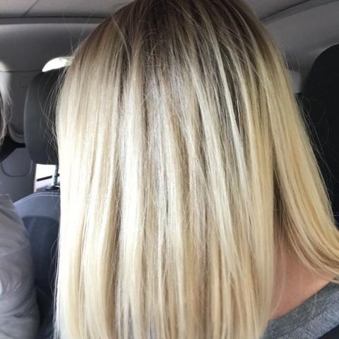 Silbershampoo Blonde Haare