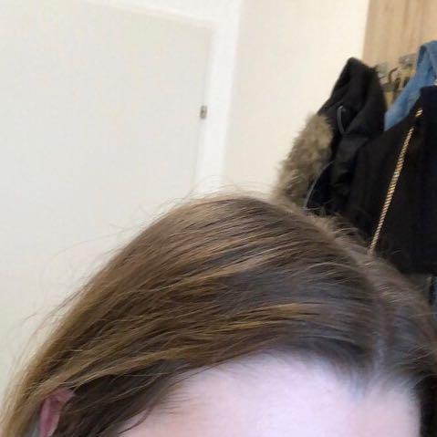 Darunter blonde braun haare mit Von braun