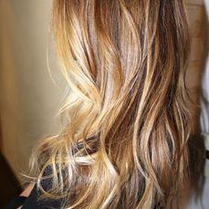 Blonde Ombre Strähnen Wie Pflege Ich Blondes Haar Haare Frisur