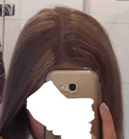 Blonde Stähnchen schief gelaufen... wie bekomme ich die Naturhaarfarbe zurück?