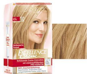 blondieren mit ultrablond von polypalette haare haarfarbe. Black Bedroom Furniture Sets. Home Design Ideas