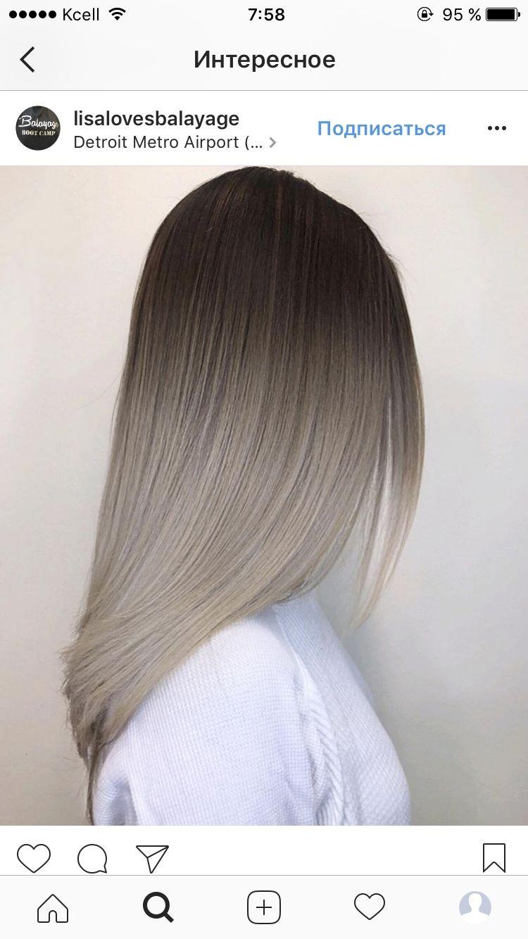 Blondierte Haare zu Asch Blond/hell Braun bekommen