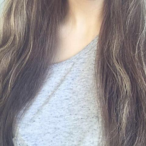 Meine gefärbten Haare - (Haare, Farbe, blond)