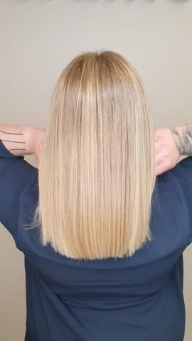 Blondton schön oder nicht? Was findet Ihr?