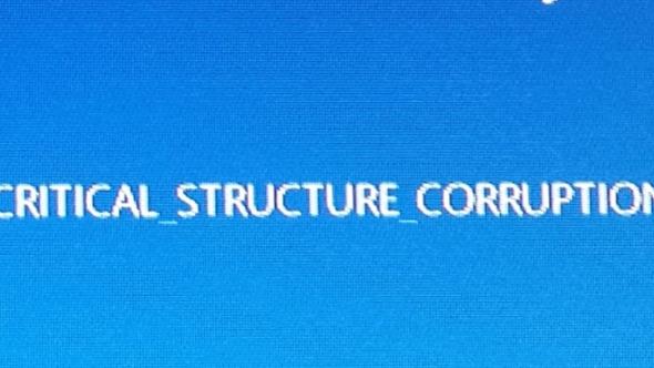 error auf blue screen Windows 8.1 64 bit - (Computer, Fehlermeldung)