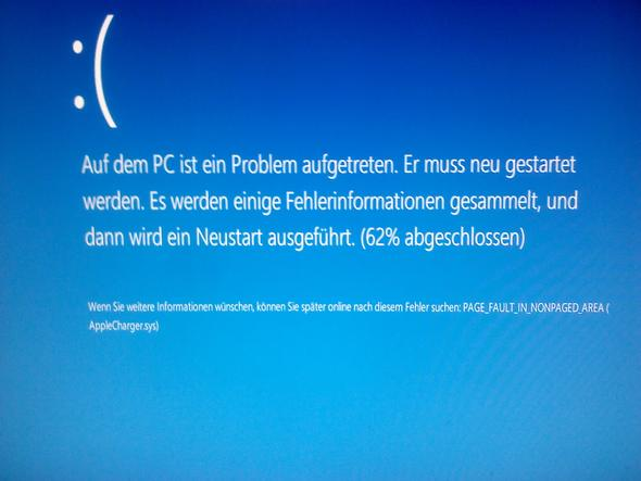 Bluescreen - (Computer, Windows 8, Bluescreen)