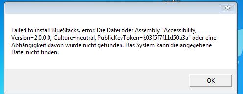 Das kommt, wenn ich BlueStacks installiere. - (Computer, PC, Spiele)