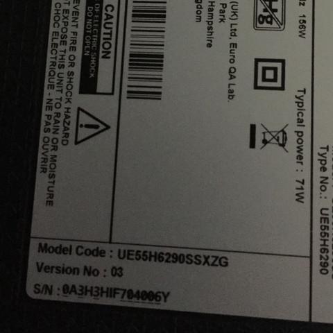 Samsung TV  - (Samsung, Bluetooth)