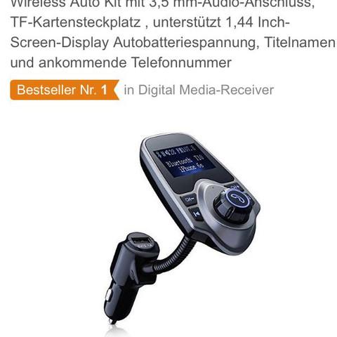 So einer beispielsweise  - (Auto, transmitter)