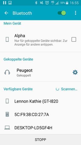 Screenshot - (Handy, Bluetooth)