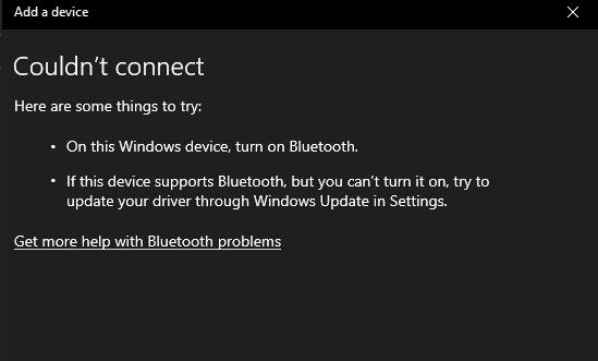 Bluetooth wird nicht angezeigt windows 10, wie aktiviere