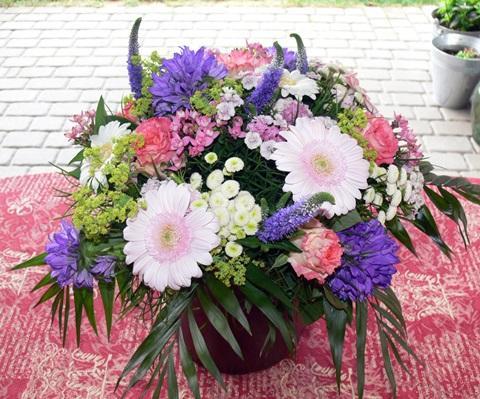 Blumenstrauß - (Freizeit, Schmuck, Blumen)