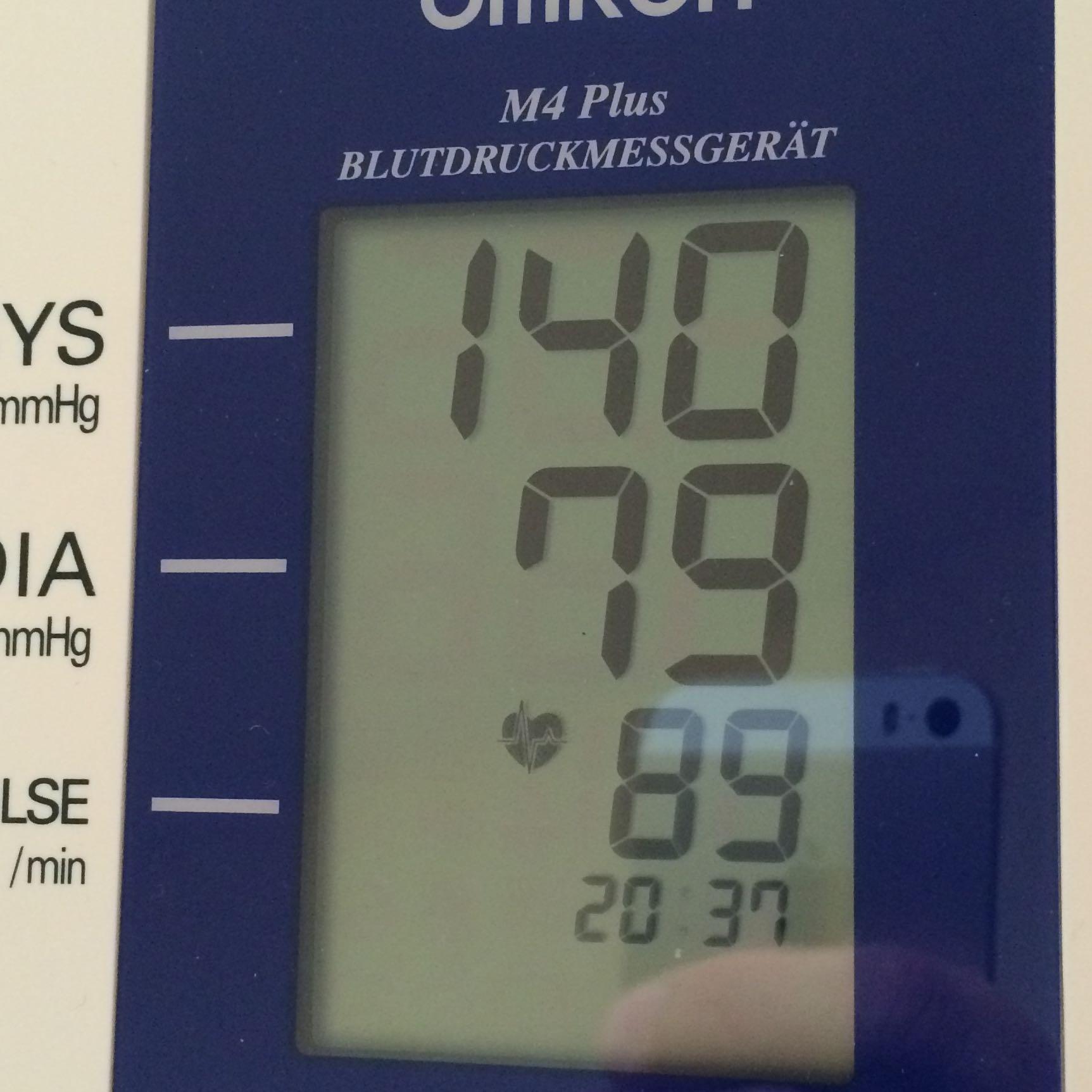 Blutdruck Werte in Ordnung? (Wert, Puls)