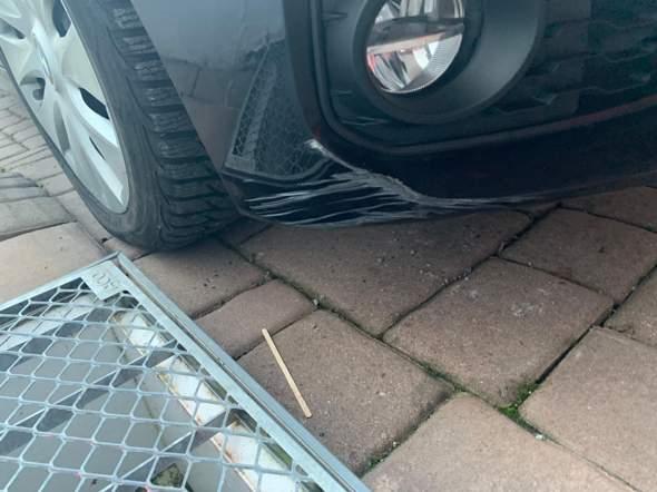 BMW 116i M packet (2019) Stoßstange lackieren?