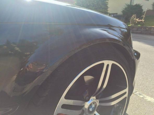 Rost1 - (BMW, lackieren, Rost)