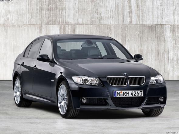 BMW 3er - (BMW, Mercedes CLK)
