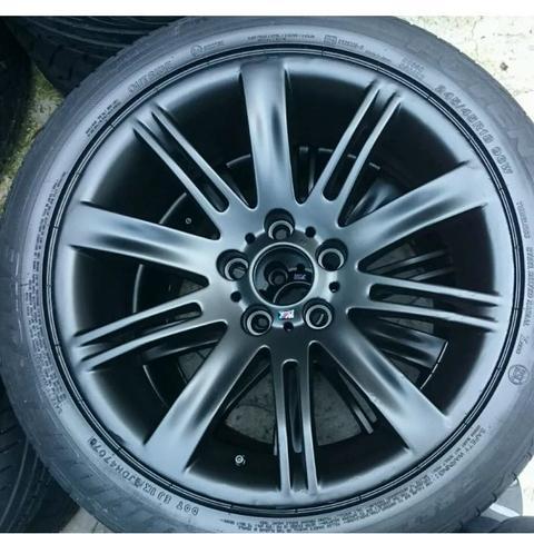 Alufelgen 245/45 R18 96 W passen die auf den BMW e39?