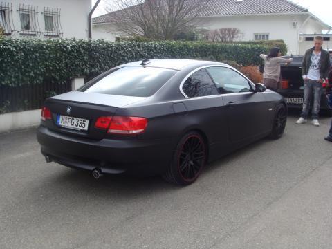 - (BMW, lackieren, Folieren)