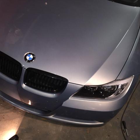 Der Schaden ist nicht auf den ersten Blick zu erkennen jedoch stört er mich - (KFZ, BMW, Umbau)