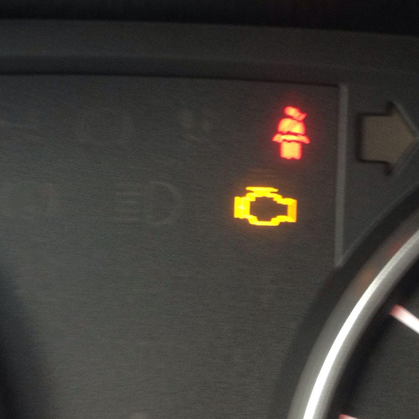 Bmw E90 Was Bedeutet Diese Gelbe Leuchte Auto Bj2006