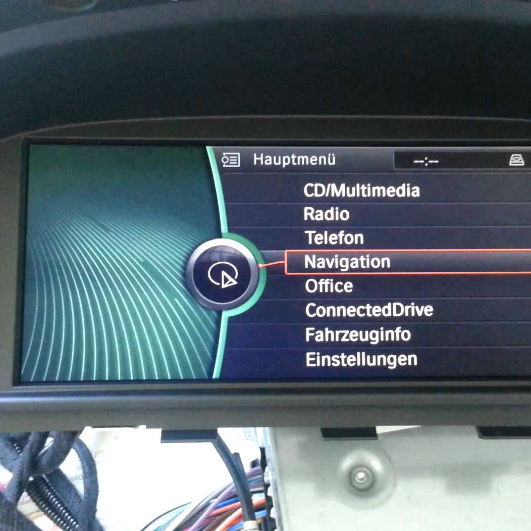 bmw update the firmware of ccc ncs