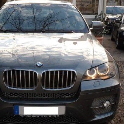 BMW X6 Scheinwerfer Upgrade?