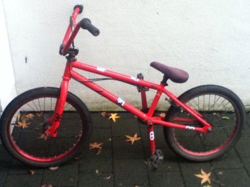 Feld Bmx Rot - (Fahrrad, Erfahrungen, Tricks)