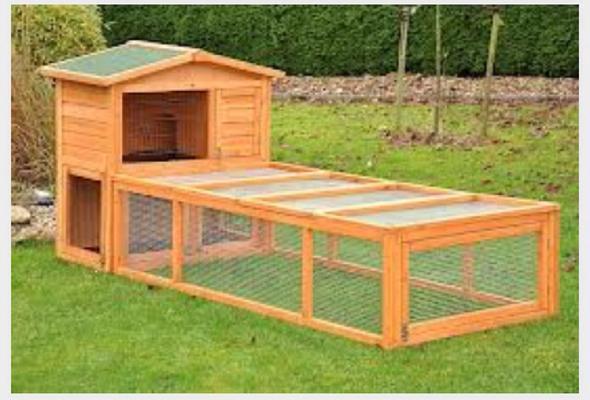 bodenbelag f r kaninchenstall auf dem balkon kaninchen stall auslauf. Black Bedroom Furniture Sets. Home Design Ideas