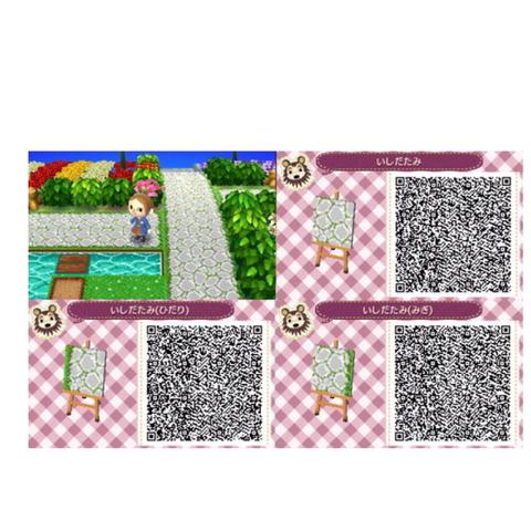 Qr codes animal crossing new leaf boden for Animal crossing boden qr