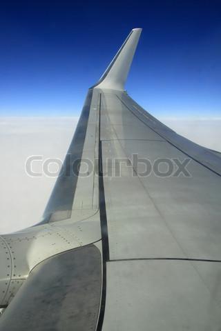 Boeing Flügel - (Flugzeug, Boeing 737, Airodynamik)