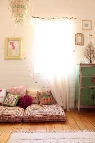 boho sitzkissen wo bekomme ich eins her. Black Bedroom Furniture Sets. Home Design Ideas