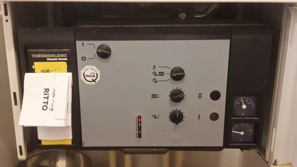 Amatur - (Wasser, Druck, Boiler)