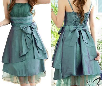 Bolero oder Stola bzw. Schal zu dem Kleid und welche Farbe sollte dieser dann haben?
