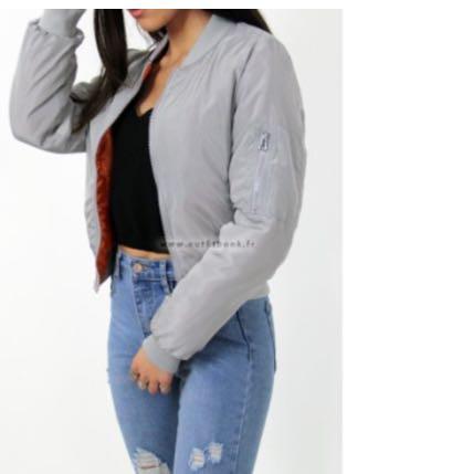 Graue jacke - (Farbe, Style, shoppen)