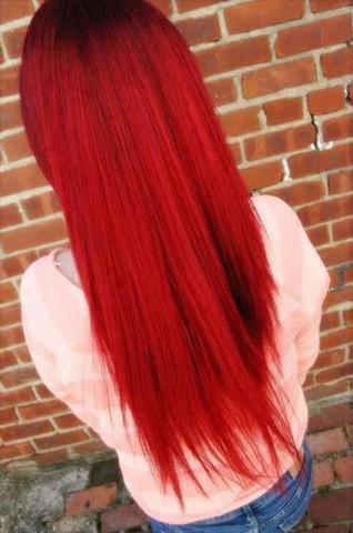 Getönte Tagescreme Naturkosmetik Dunkle Haare Rot Färben Ohne