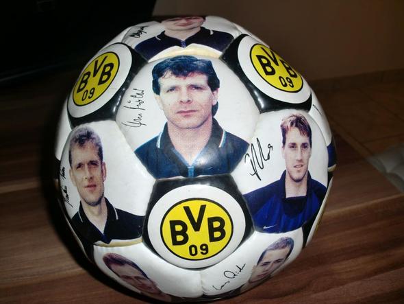 Ball - (Sport, Fußball, Dortmund)