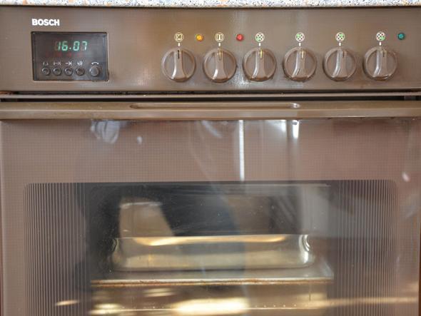 Bosch Kühlschrank Alarm Leuchtet : Bosch e herd uhr einstellen technik küche