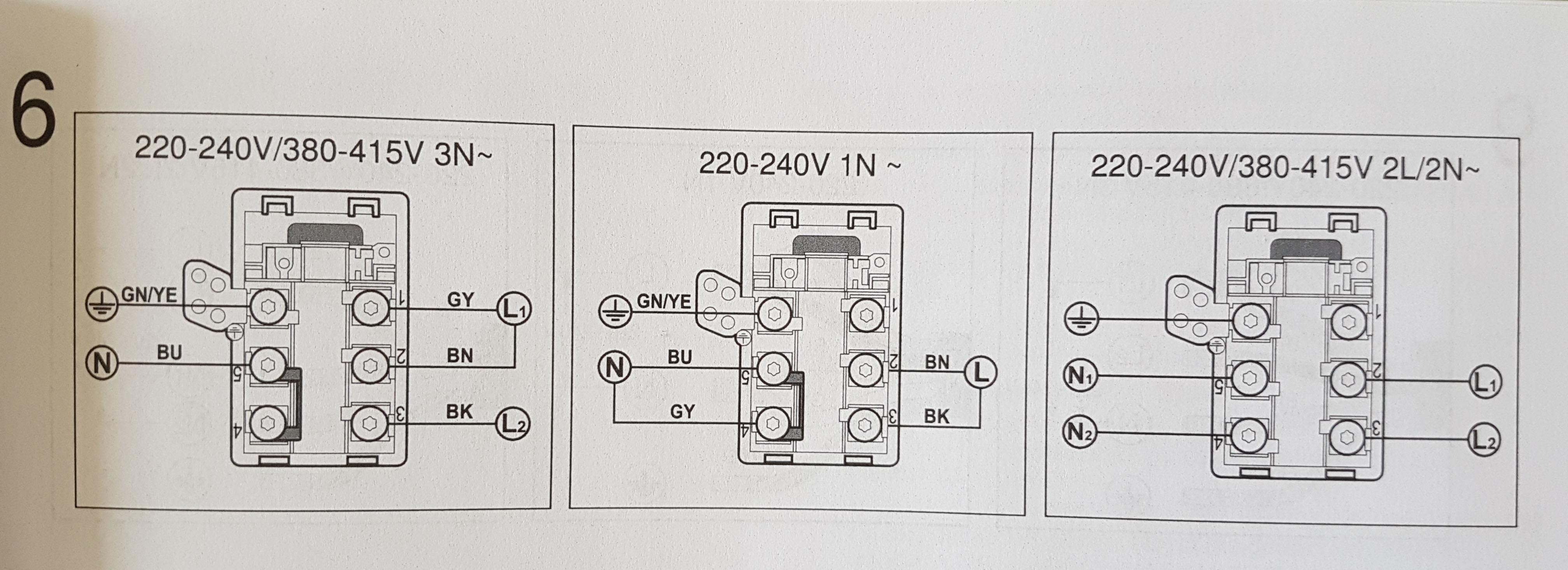 bosch kochfeld anschlie en technik einbauherd. Black Bedroom Furniture Sets. Home Design Ideas