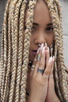 Box braids?