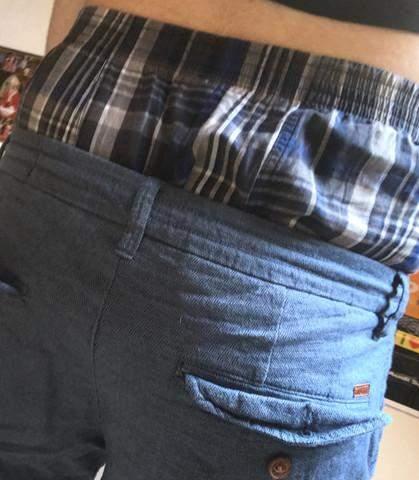 Boxershorts - kann ich das so tragen?