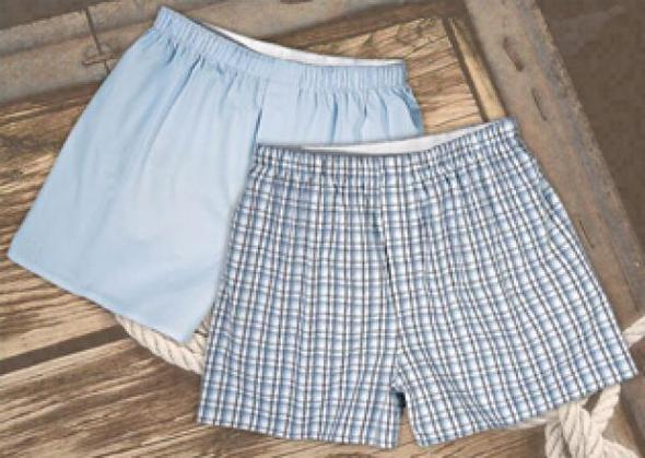 Baumwolle Boxershorts - (Mode, Boxershorts, Bilder nicht beachten)