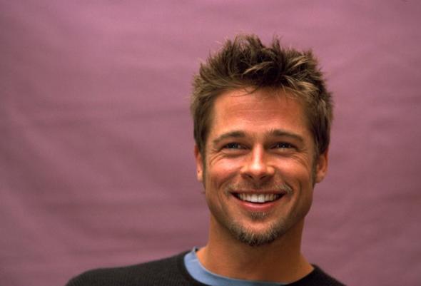 Brad Pitt Frisur 1998 Tutorial Film Haare Manner