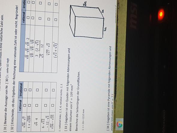 - (Computer, Mathematik, matheaufgabe)
