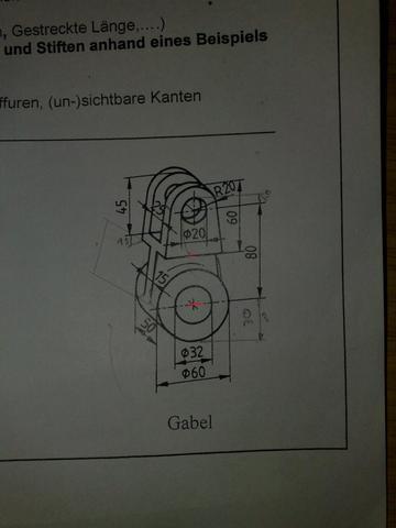 Zeichnung - (Mathematik, zeichnen, Elektrotechnik)