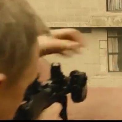 Ist auch im trailer zu sehen - (Waffen, James-Bond, mp)