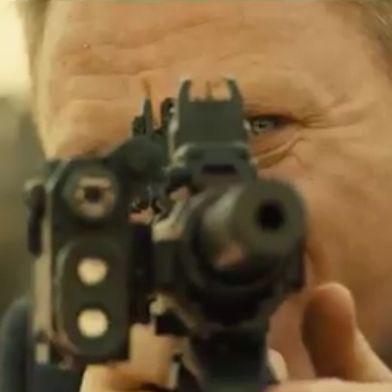 Hier sieht man sie besser - (Waffen, James-Bond, mp)