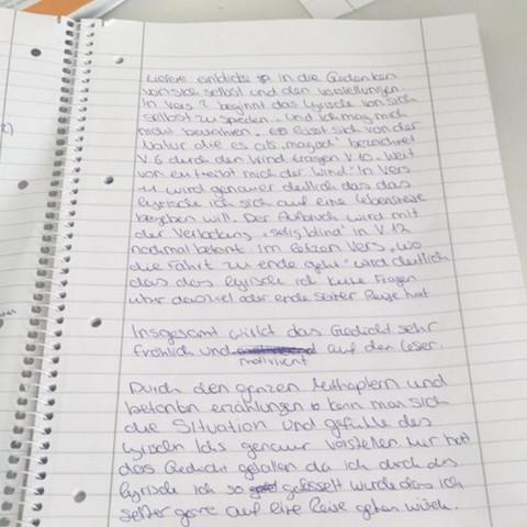 Seite 3 - (Schule, Deutsch, Gedicht)